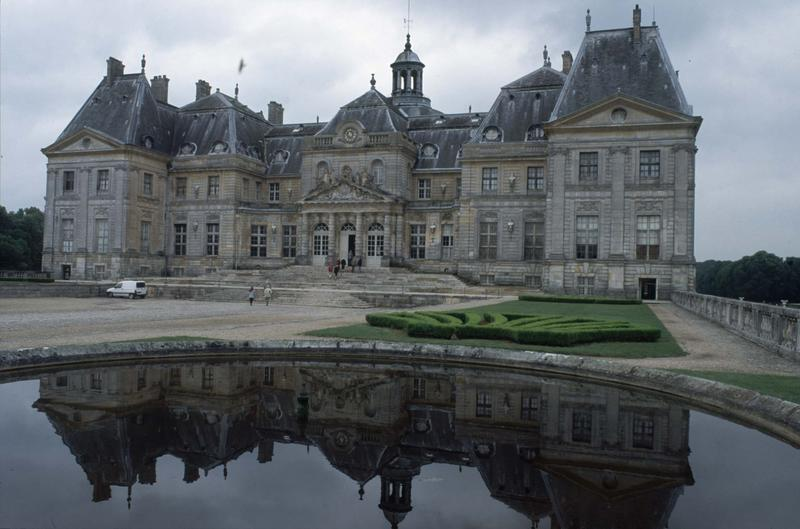 Château de Vaux-le-Vicomte (également sur commune de Moisenay)