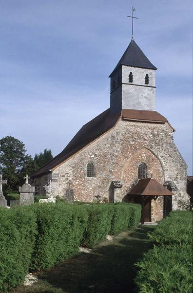 Eglise paroissiale Saint-Rémi