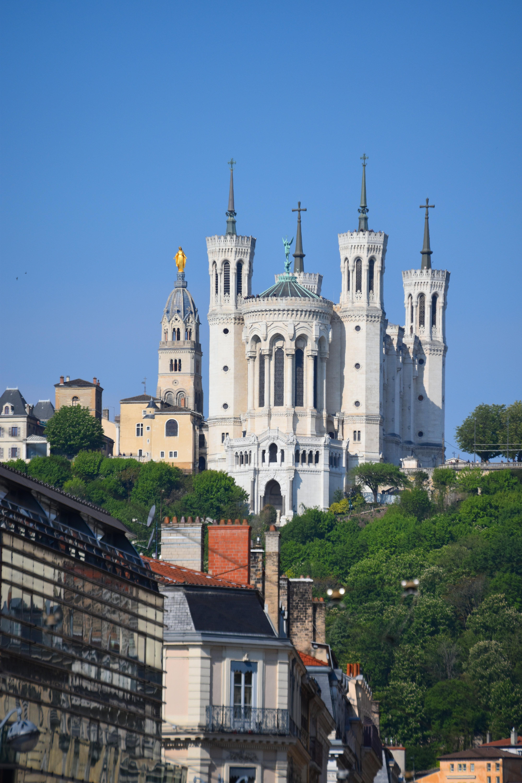 Basilique Notre-Dame Fourvière