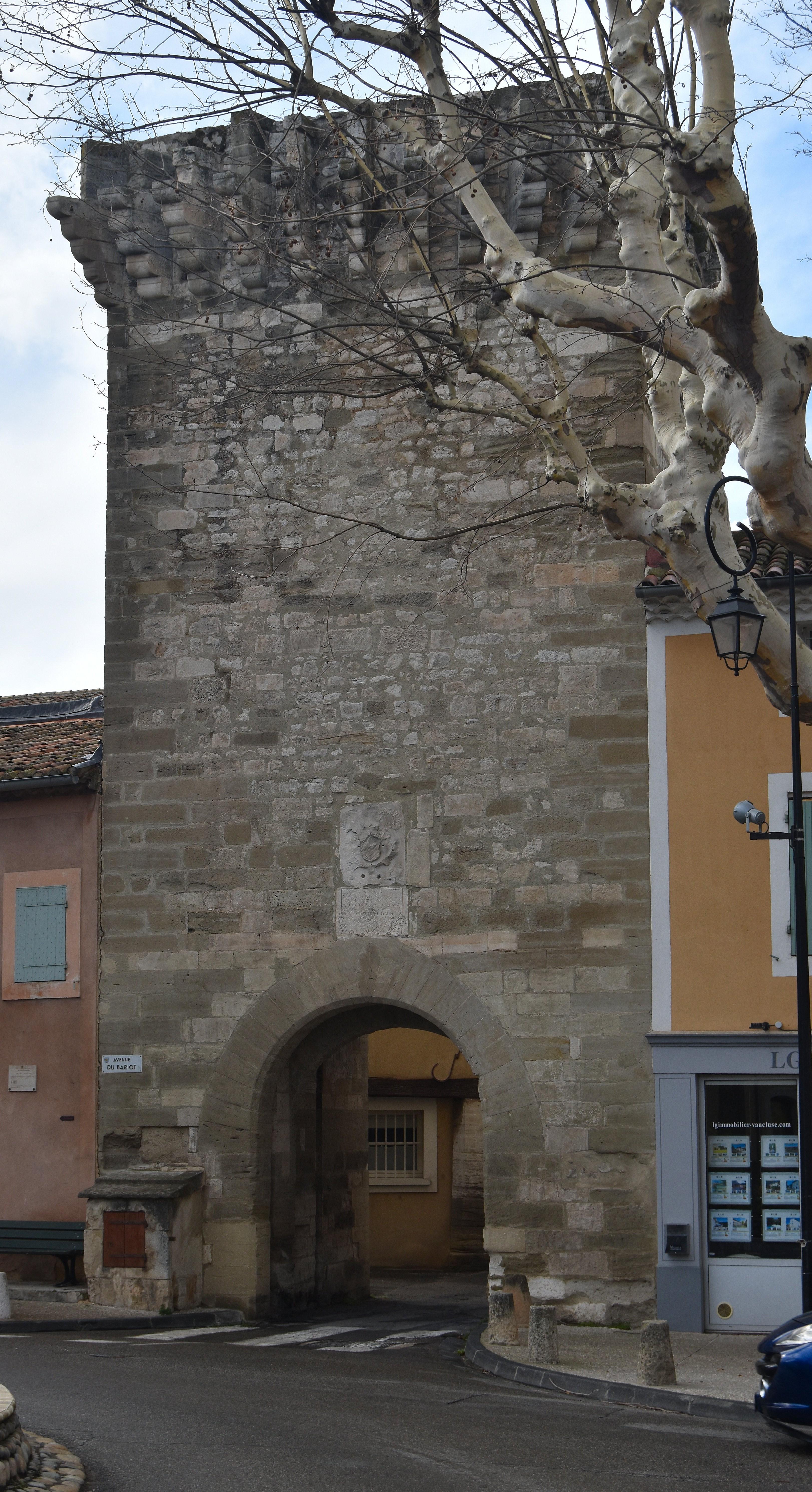 Porte Saint-Gilles