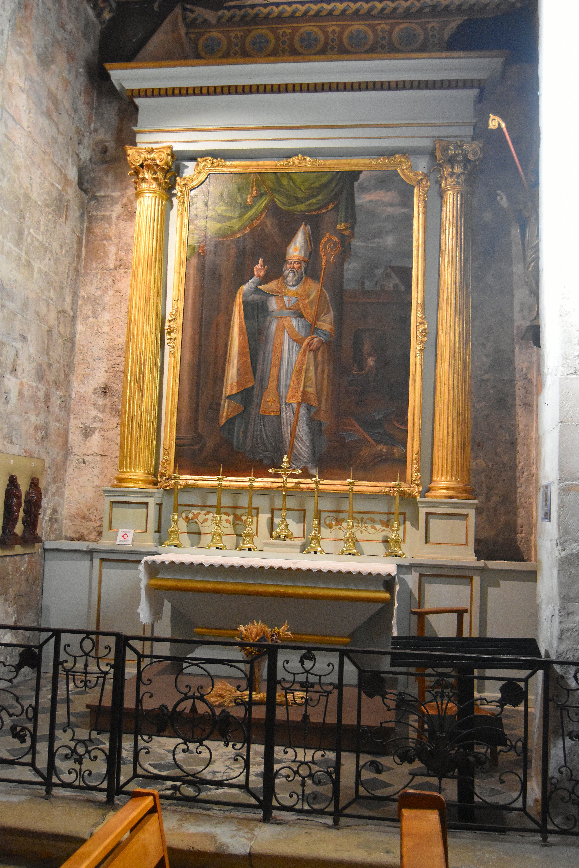 Retable de de la chapelle saint-Éloi