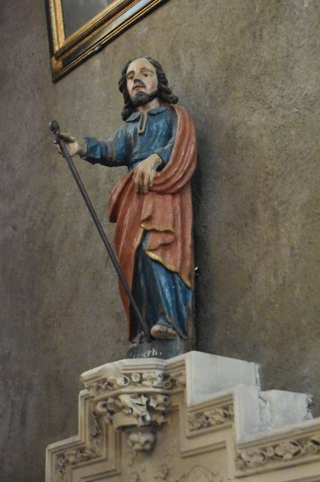 Statue : Saint Armel