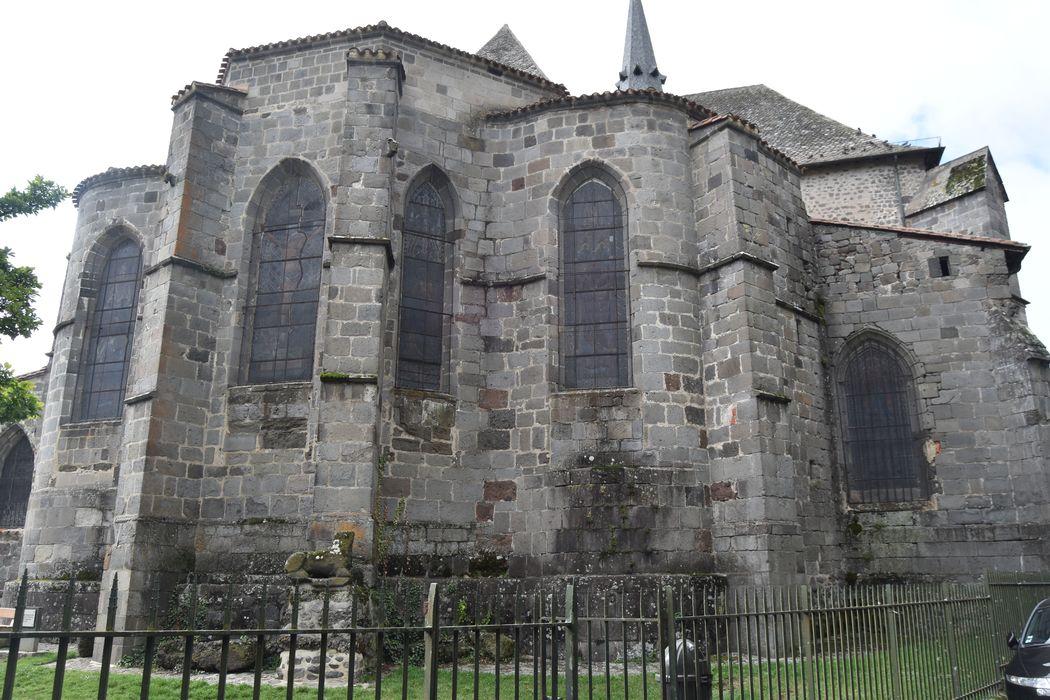 Abbatiale Saint-Géraud