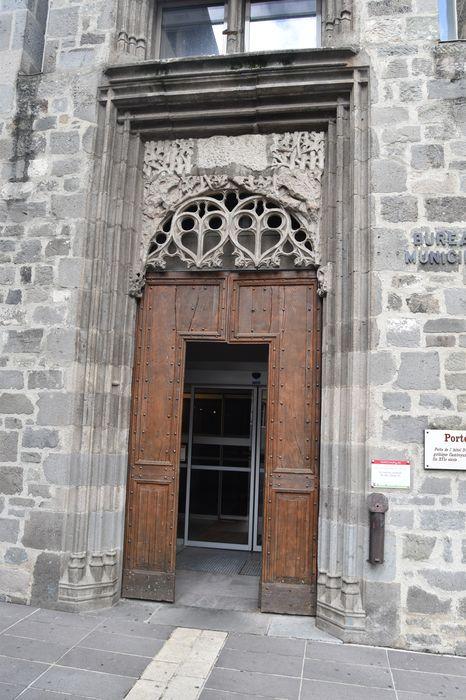 Hôtel de Malras (nouvelle mairie)