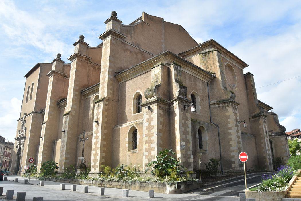 Eglise Saint-Benoît (ancienne cathédrale)