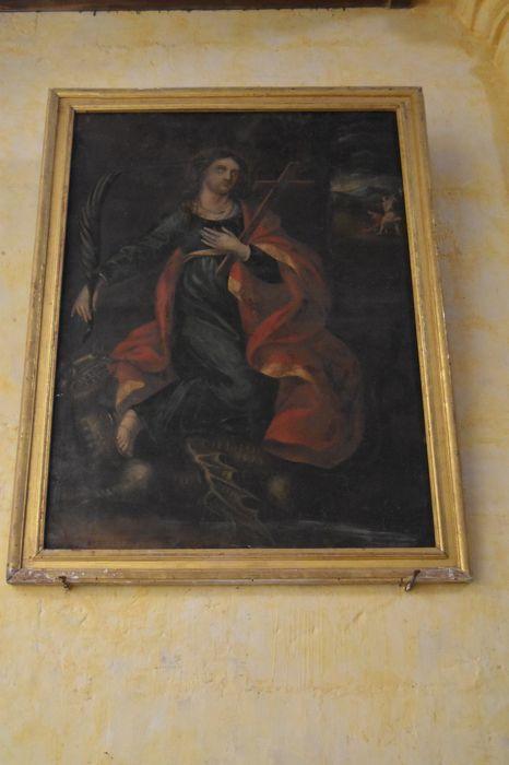 Tableau : Saint Martyr