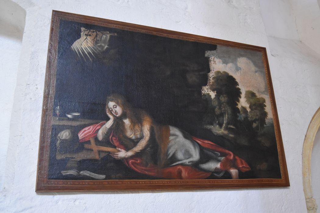 tableau : Sainte Madeleine, vue générale