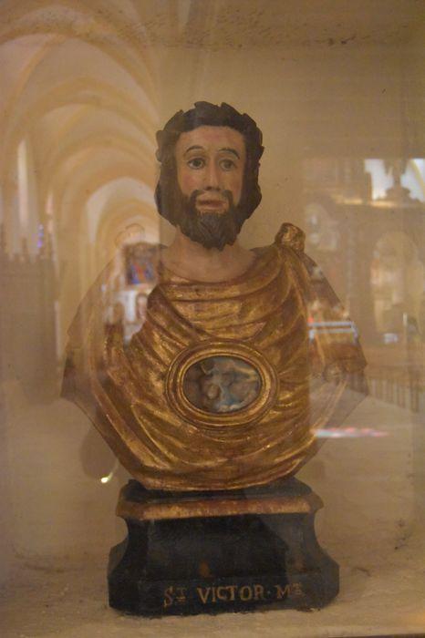 Reliquaire de saint Victor
