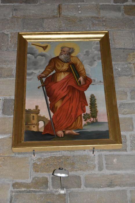 tableau : Saint Paul, vue générale
