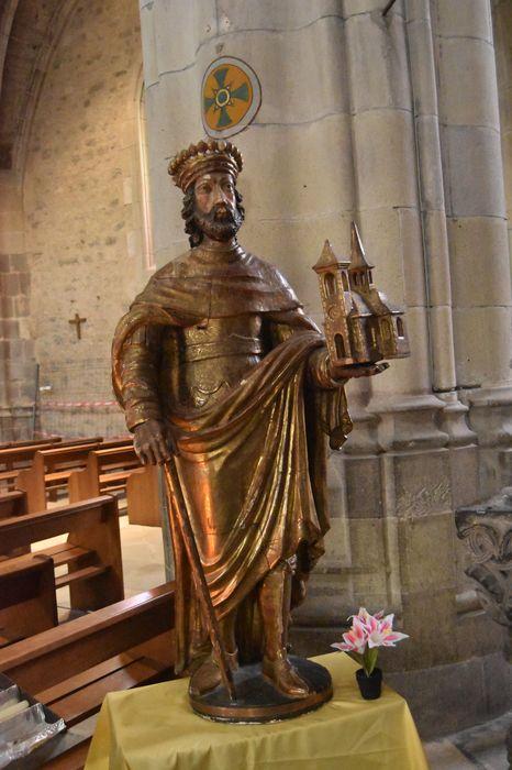Statue : Saint Géraud