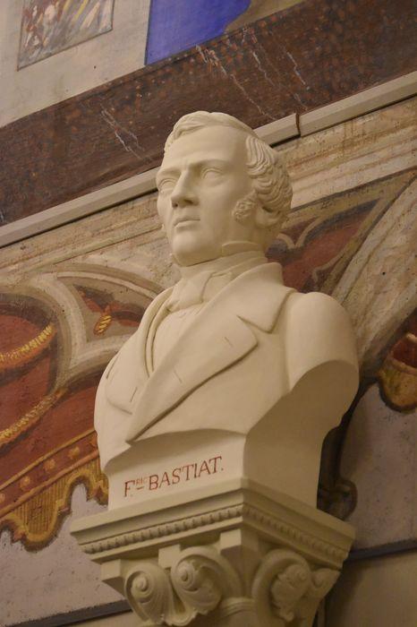 Buste : F. Bastiat