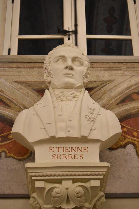 Buste : Etienne Serres