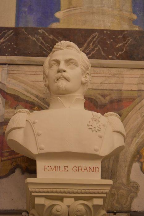 Buste : Emile Grand