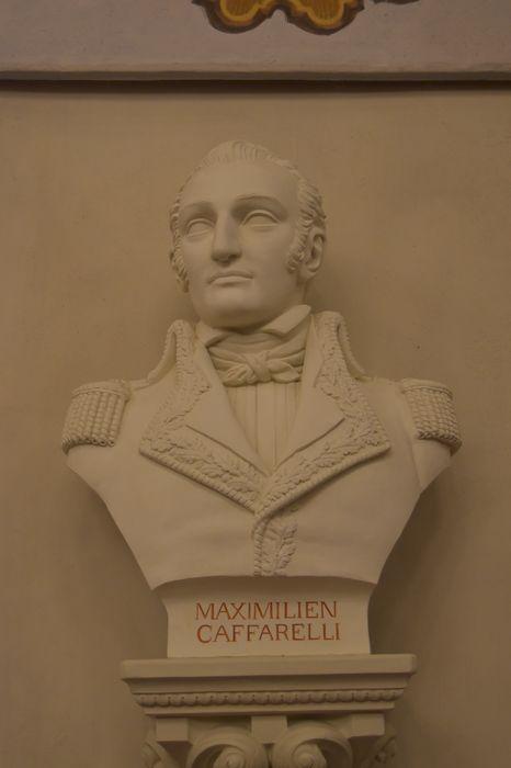 Buste : Maximilien Caffarelli du Falga