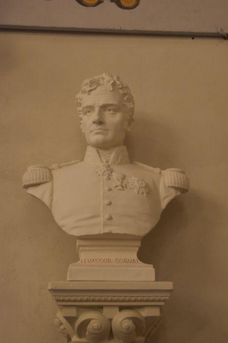 Buste : Marie Auguste Levassor-Sorval