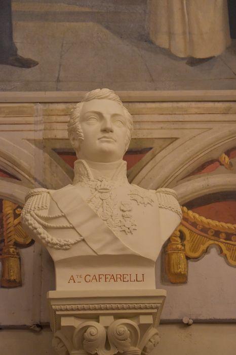 Buste : Auguste Caffarelli