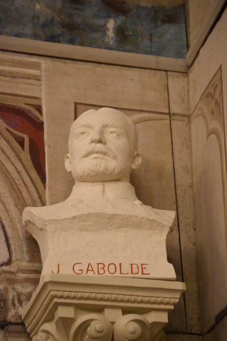 Buste : Jean Gabolde