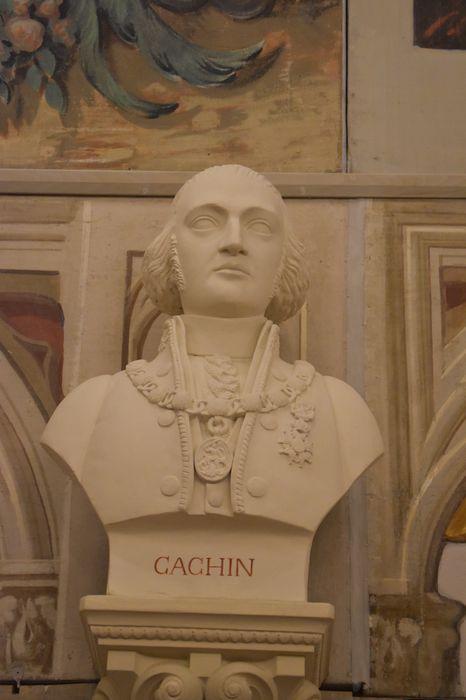 Buste : Baron Cachin