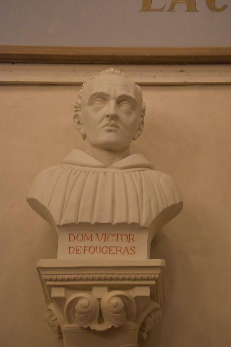 Buste : Dom Victor de Fougeras