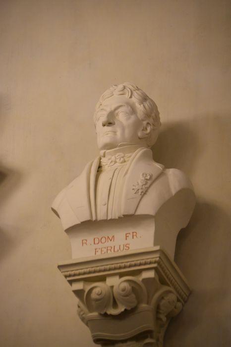 Buste : Raymond Dominique de Ferlus
