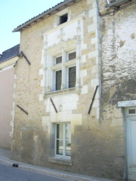 façade sur rue, vue générale