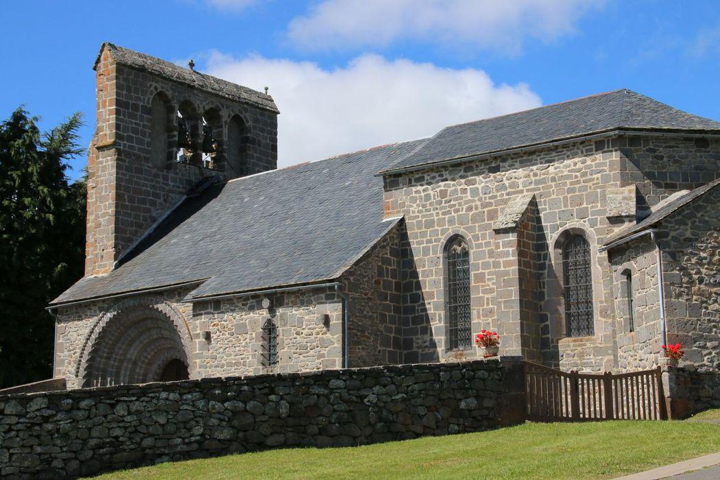 Eglise Saint-Jean-Baptiste: ensemble sud, vue générale