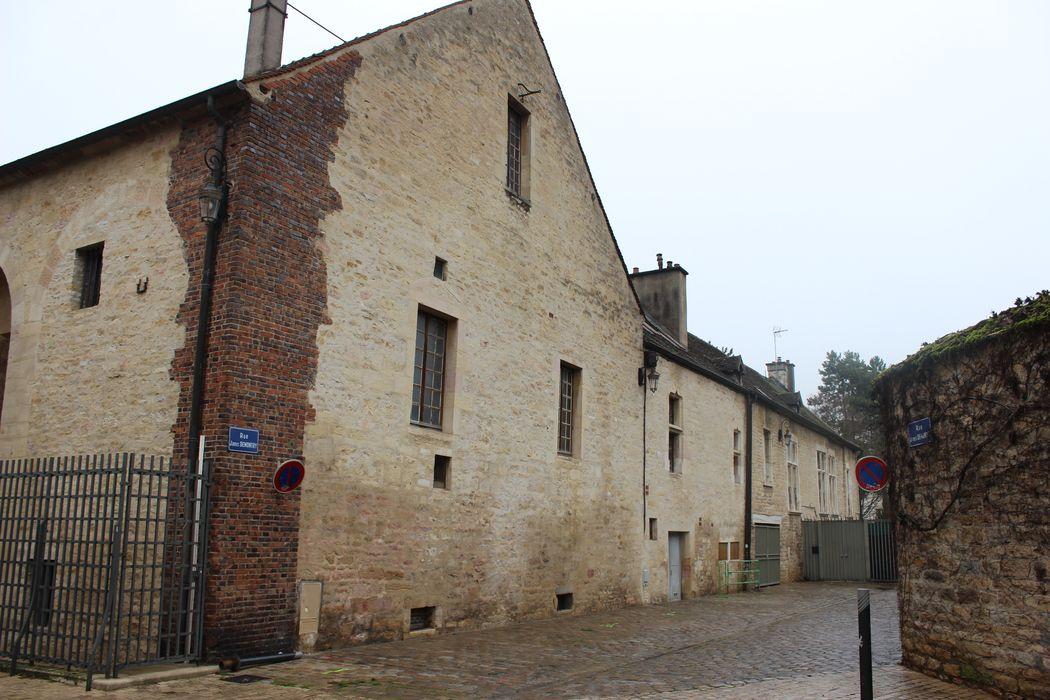 Abbaye de Clairvaux (ancienne): Ensemble sud, vue générale