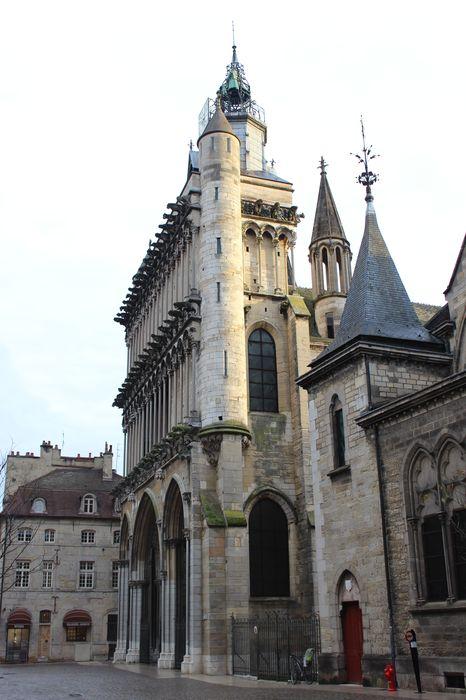 Eglise Notre-Dame: Façade occidentale, vue générale