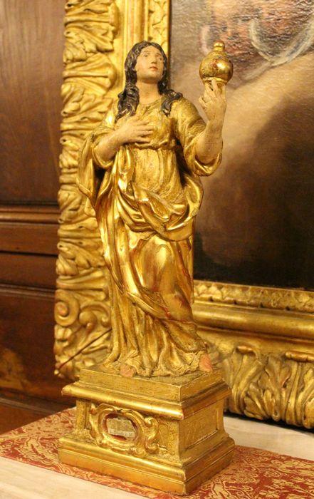 Statue-reliquaire de sainte Madeleine
