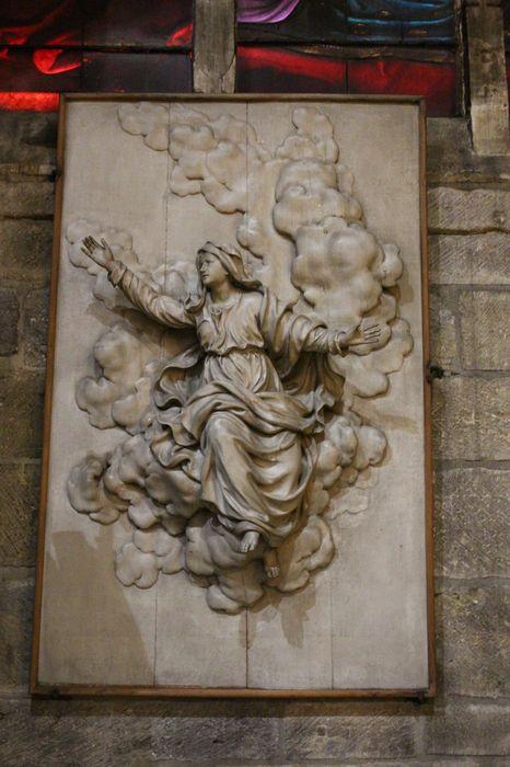 statue : Assomption de la Vierge (l')