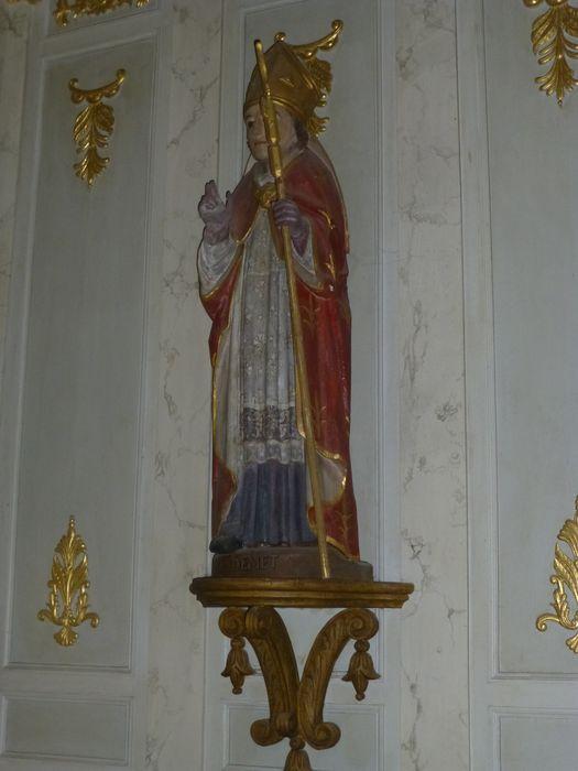 Statue : Saint Démet