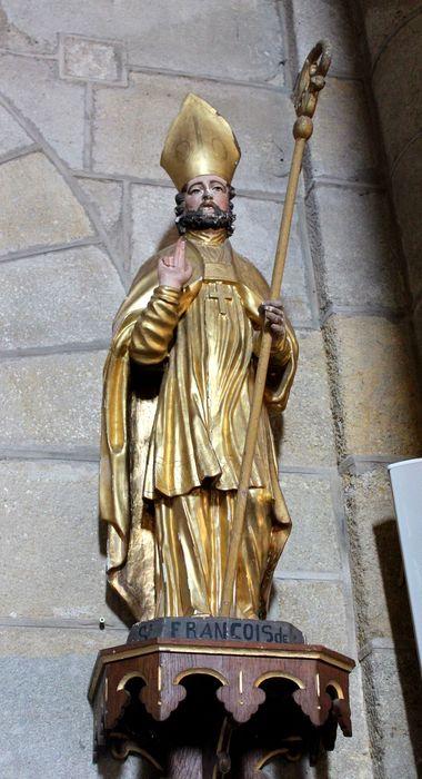 Statue : Saint François de Sales
