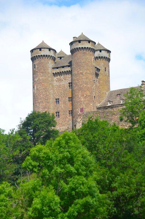 Domaine du château d'Anjony