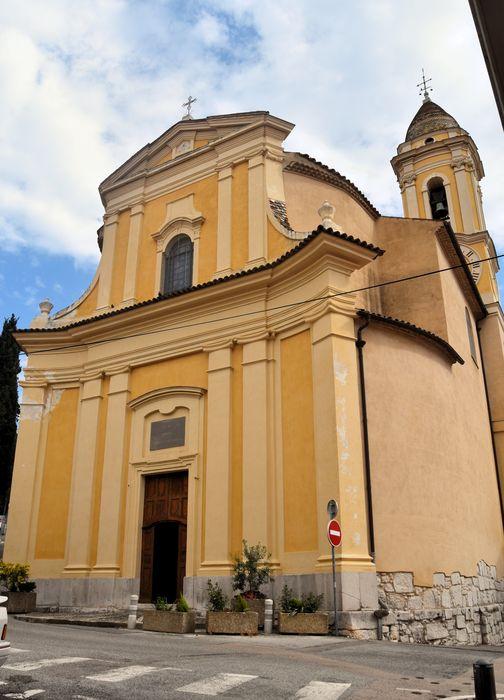 Eglise Saint-Michel-Archange: Façade nord, vue générale
