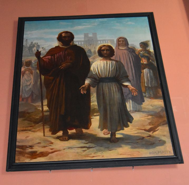 Tableau : saint Joseph