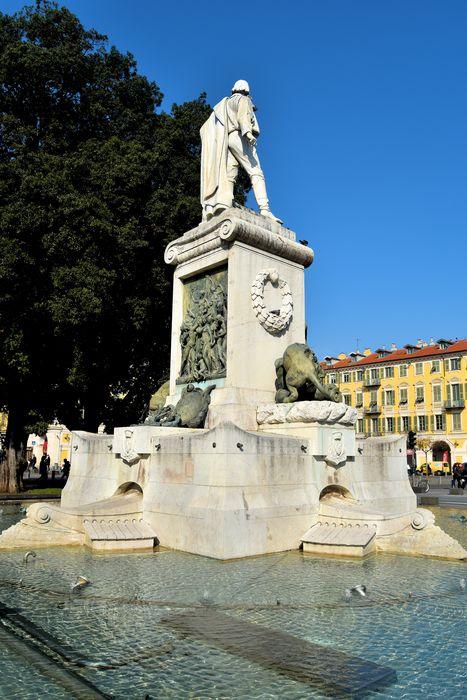 Monument à Garibaldi