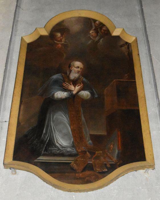 tableau, cadre: Saint François de Sales