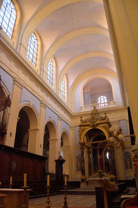 Cathédrale Notre-Dame de l'Assomption: Nef, vue générale