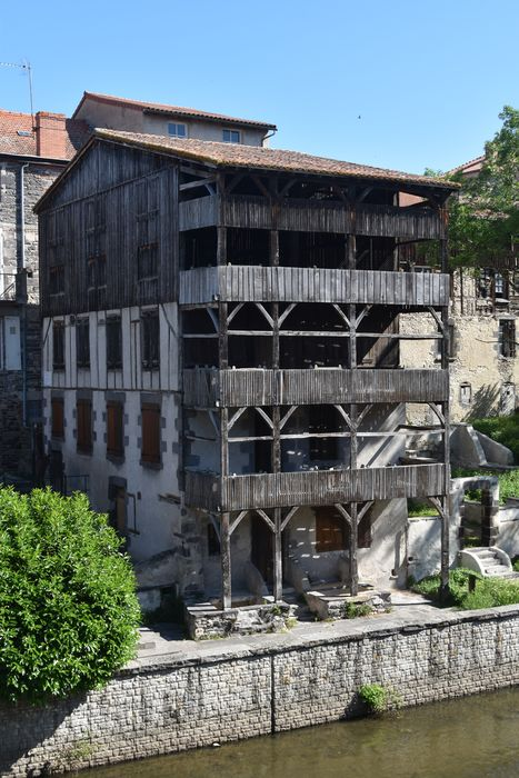 Anciennes tanneries