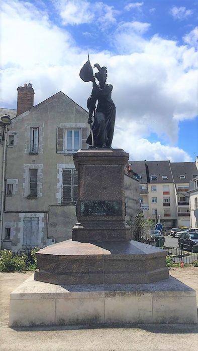 Monument à Jeanne d'Arc: Vue générale