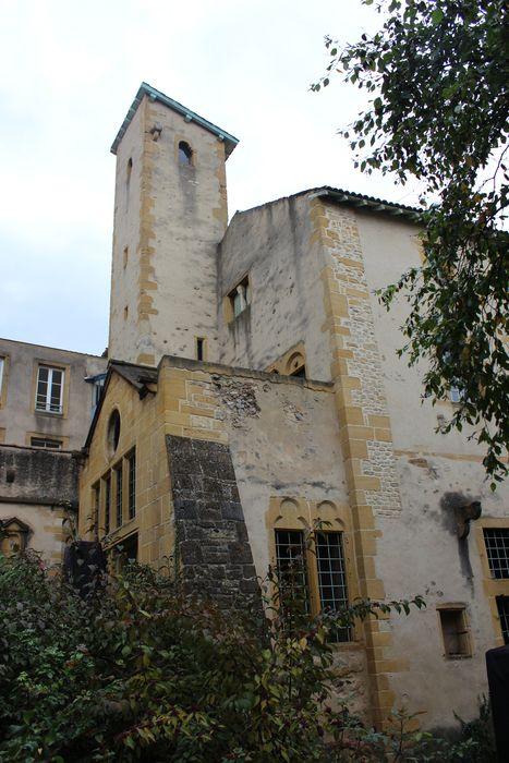 Chapelle Saint-Genest (ancienne), vue générale