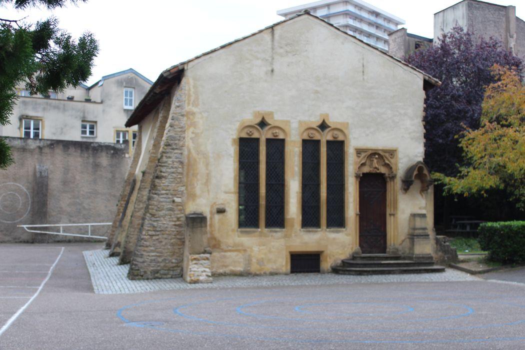 Chapelle de la Miséricorde (ancienne), vue générale