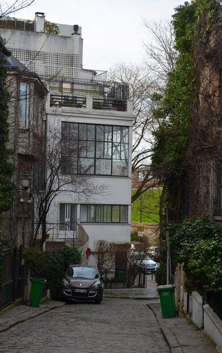 Maison Ozenfant, vue générale