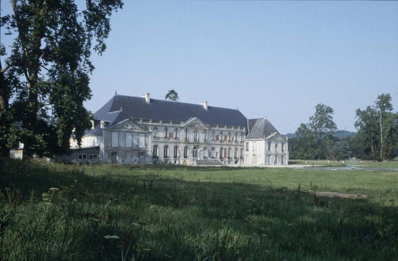 Château de Valasse ou ancienne abbaye Notre-Dame du Voeu