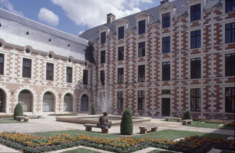 Ancien lycée Ronsard