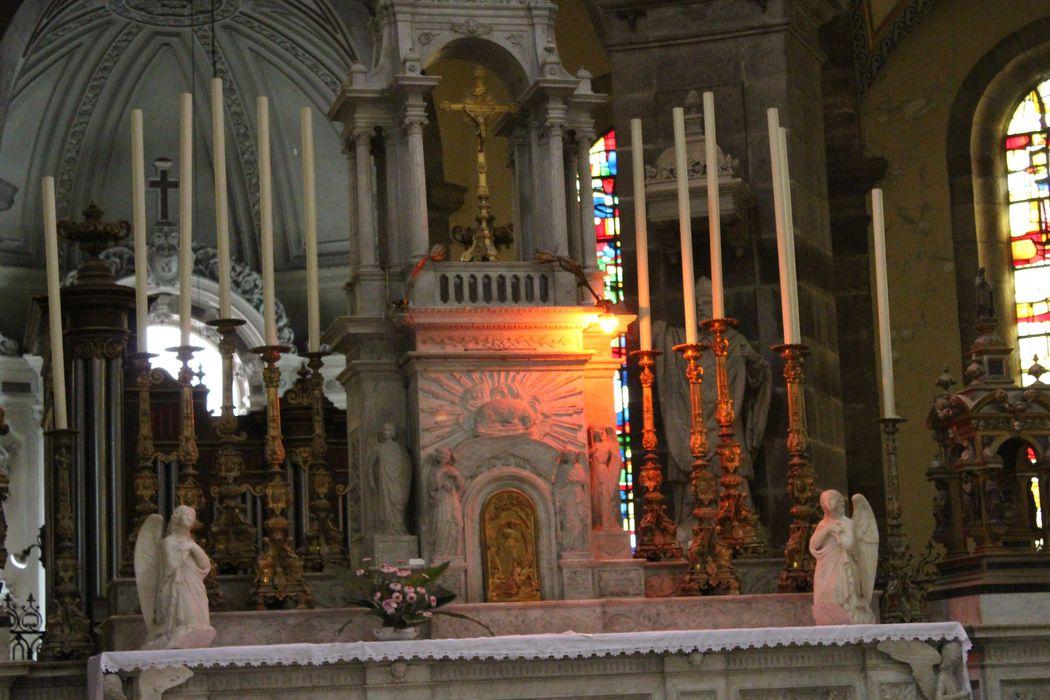 croix d'autel chandeliers (garniture du maître-autel)