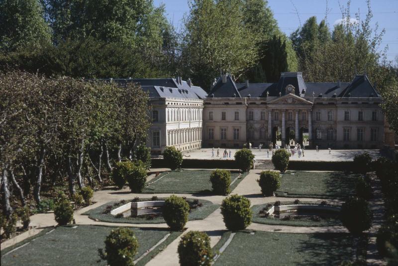 Maquette du château se trouvant à France miniature