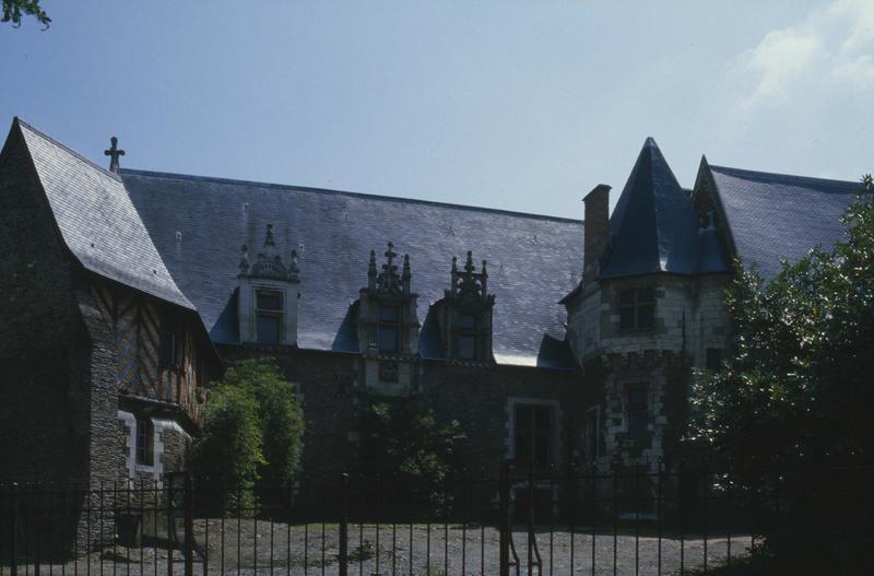 Hôtel dit maison de la Voûte, puis couvent de Pénitentes