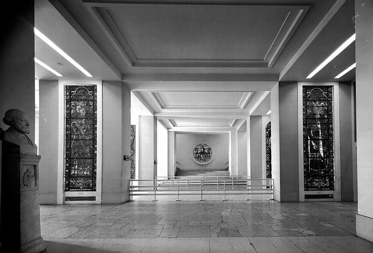 Musée des Monuments Français : Hall d'entrée