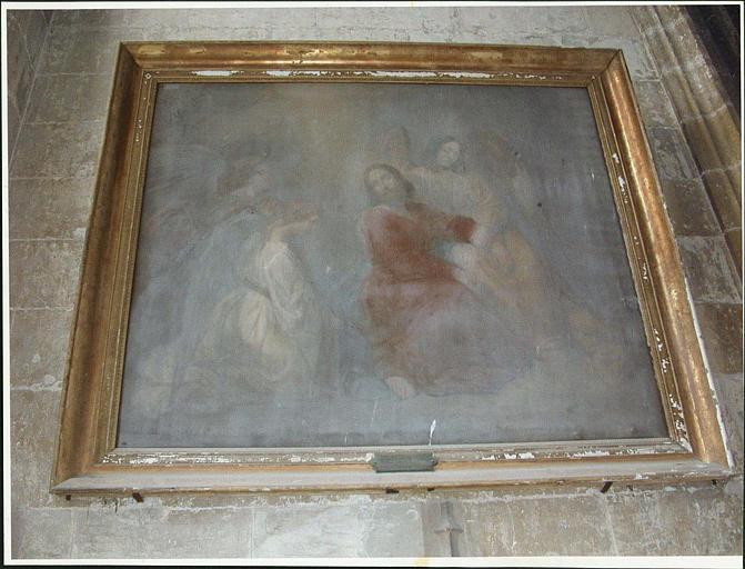Tableau : Christ au jardin des oliviers